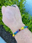 Rainbow Round Variety Bracelet
