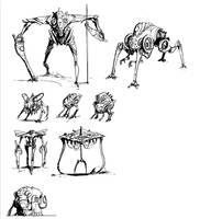 More NPC character concepts by david-sladek