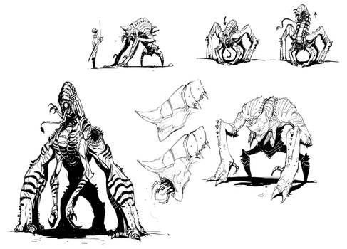 NPC character concepts
