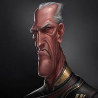 DG commander by david-sladek