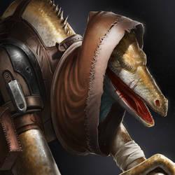 Talin Comander by david-sladek