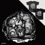 Monsta Shirt!- HELP ME GET THIS PRINTED!!..please) by david-sladek