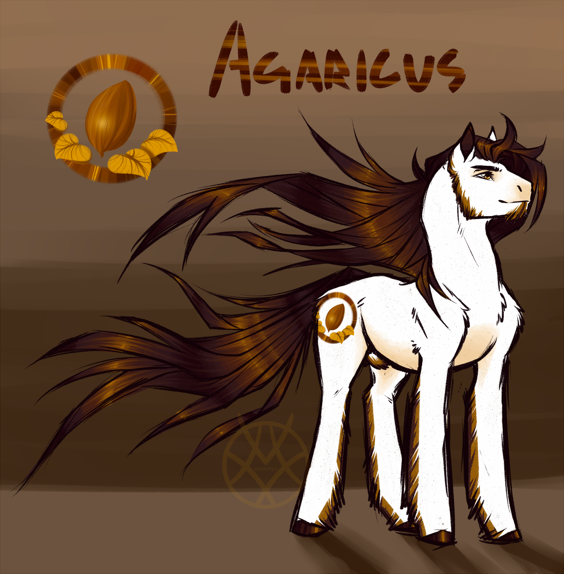 CLOSED ~Agaricus by Haventide on DeviantArt