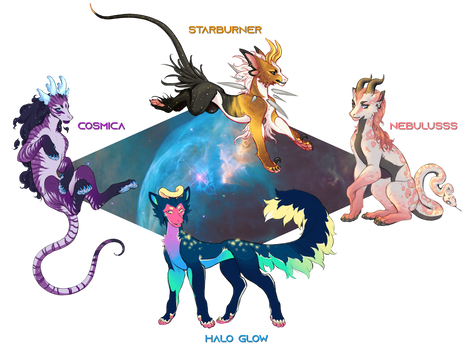 +Space Keb Auction Closed!+