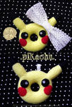Pikachu Donut by XxH3LLOxKiMCHixX