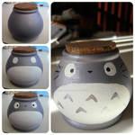 Totoro Pot