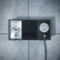 Retro Radio by Digital-Jedi