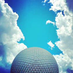 Epcot :: Spaceship Earth