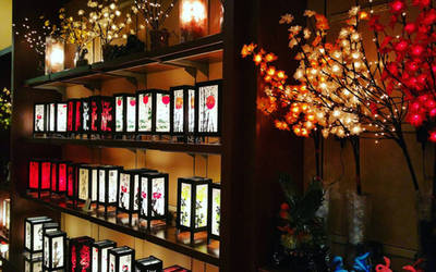 In Lanterns' Light