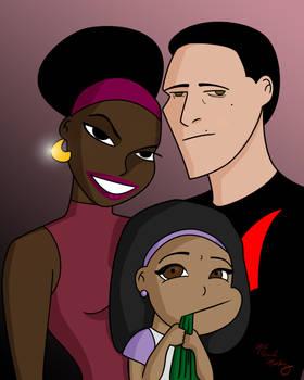 Family Portrait (Repaint)