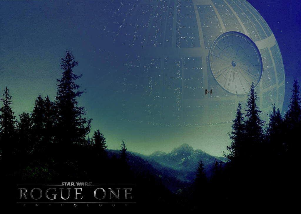 Star Wars Rogue One [Fan-Poster] by Redberry5291