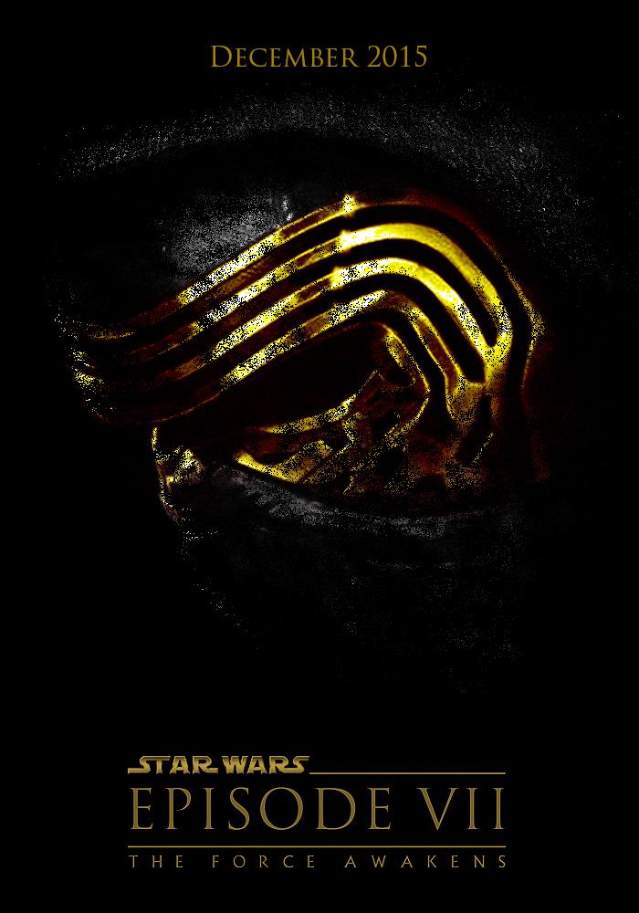 Star wars movie poster kylo ren by ckbig on deviantart - Tavolo pic nic decathlon ...