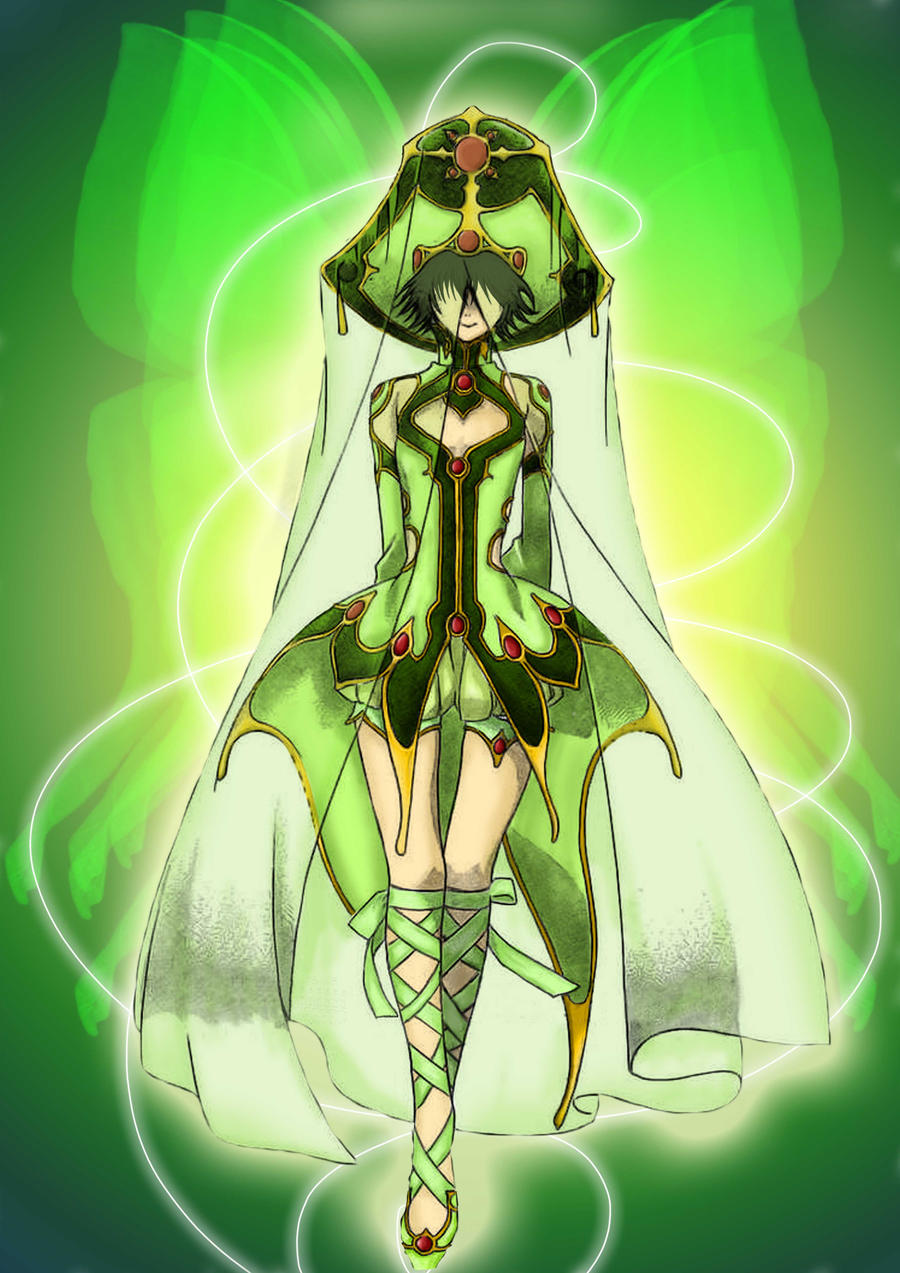 Seth the Green Queen by henriette1408