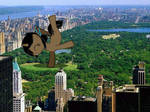 [Giant Ponies] Breakdancing in NYC Central Park