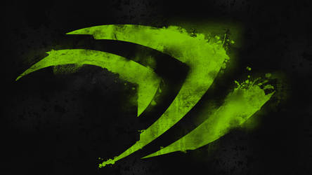 Nvidia Wallpaper 1920x1080 by Jesuswoerks