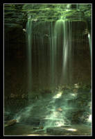 Nortons Falls by DonaldHampton