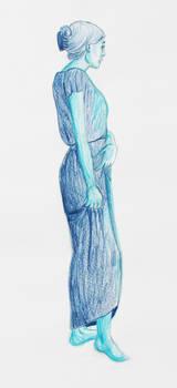 Woman Figure Drawing