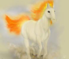 Ponyta by fabman132