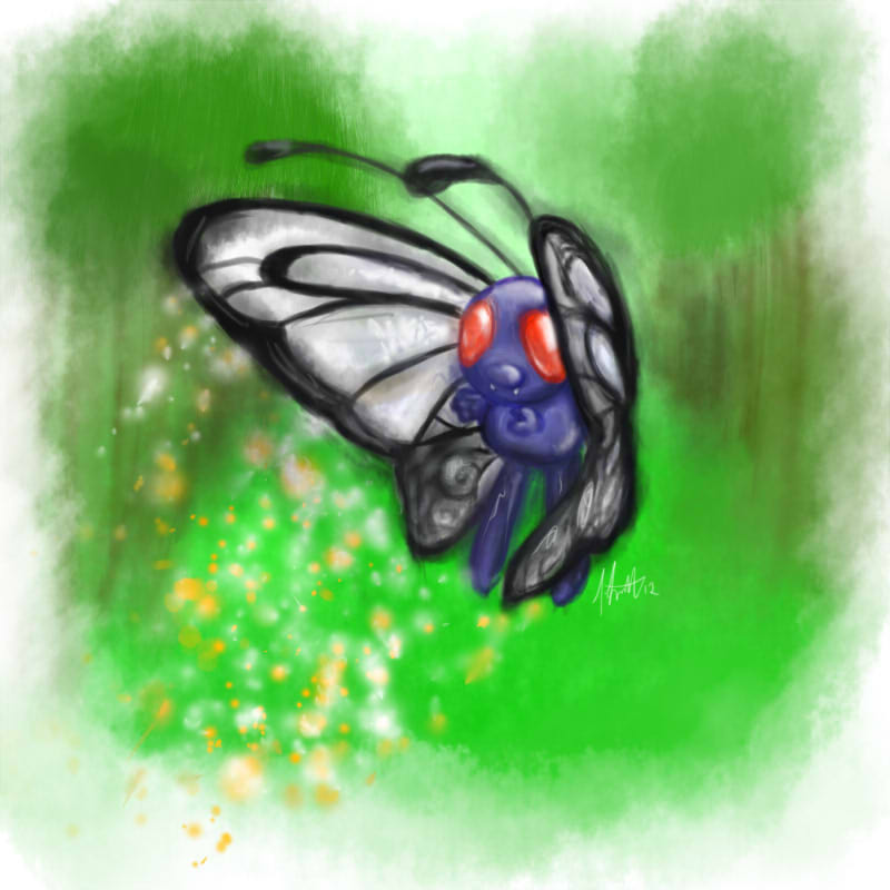 Butterfree by fabman132