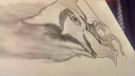 Boomrawr monster by fabman132