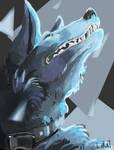blue DOGGO