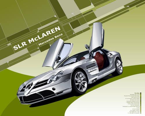 SLR McLaren Wallpaper