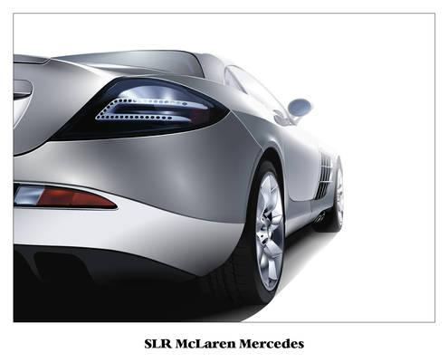 SLR McLaren Mercedes III