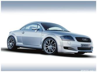 Sportec Audi TT by taw