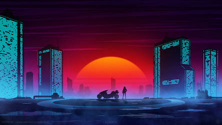 Cyber City by kvacm