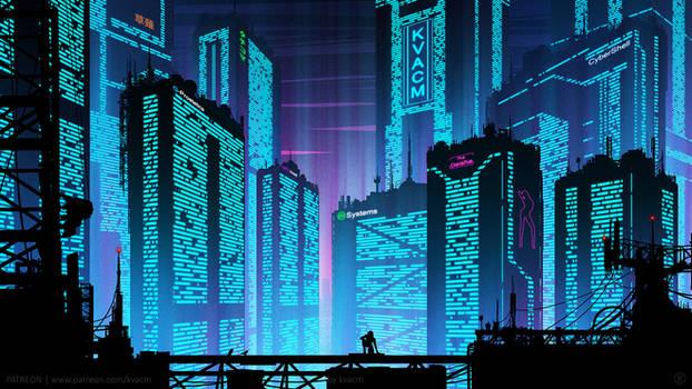 New Port City by kvacm