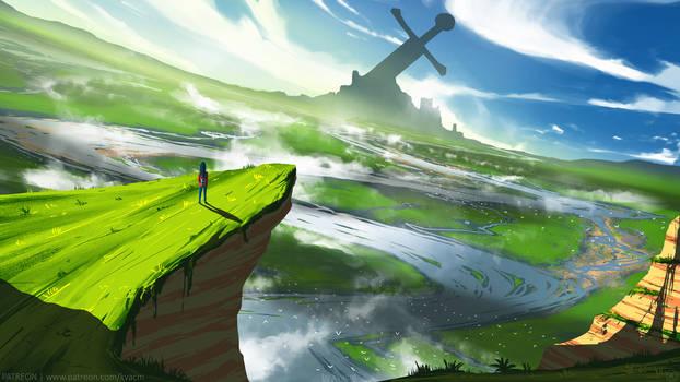 Sword City