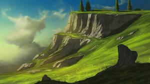 Grass Cliff