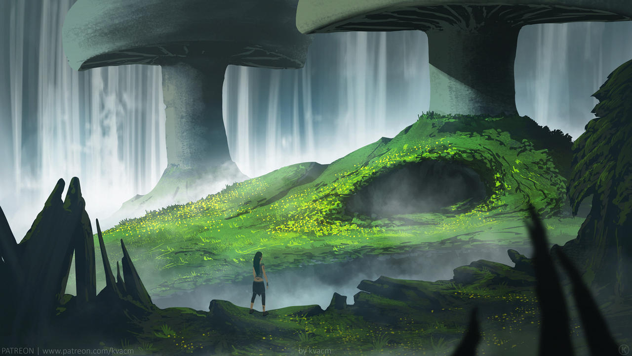 Giant Fungi