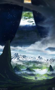 Commission L Anneau Monde poche Helios Book Cover