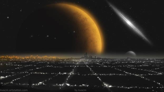 Distant Colony