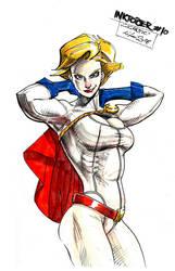 Powergirl by smuzliprof