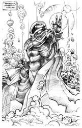 Mysterio by smuzliprof