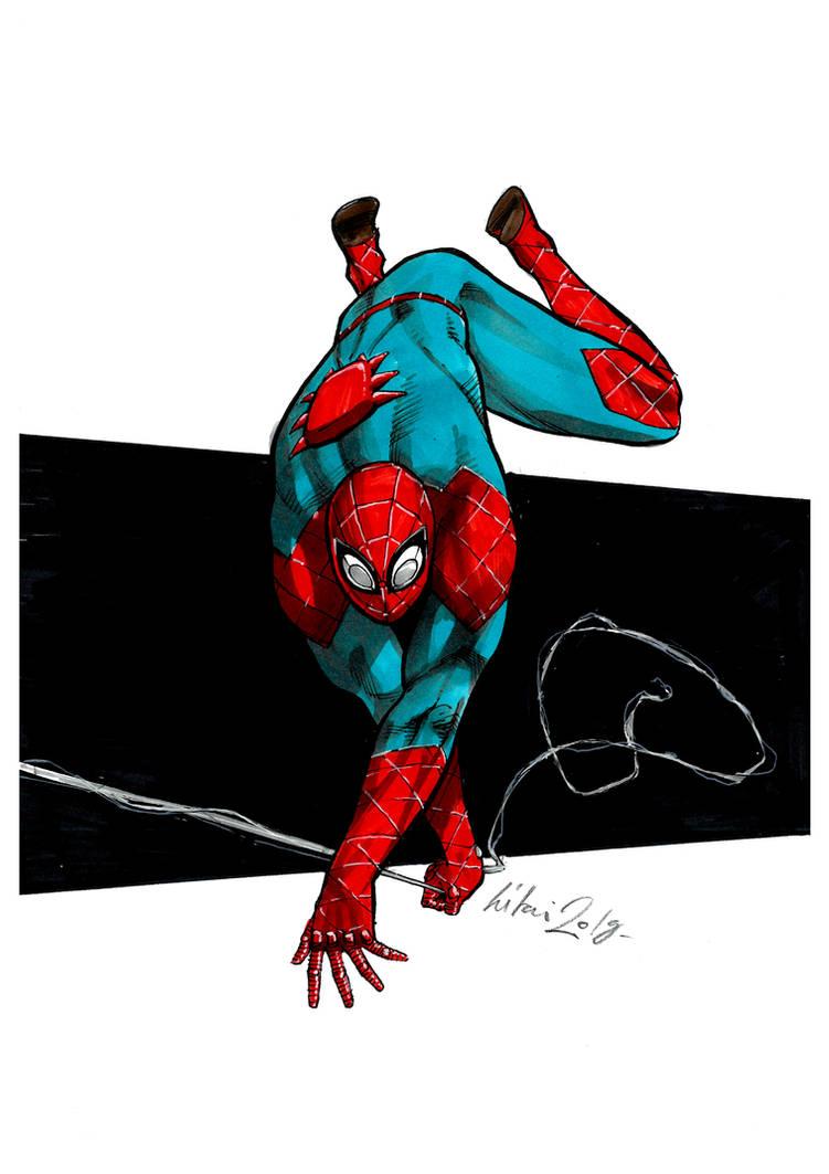 Superior Spider-man by smuzliprof
