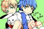 Little Aoba and Noiz