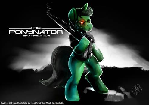 -C-Toxic the Ponynator