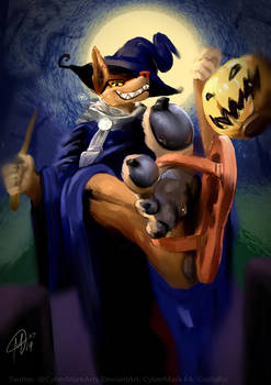 -C-Trick or Treat Smell my feet