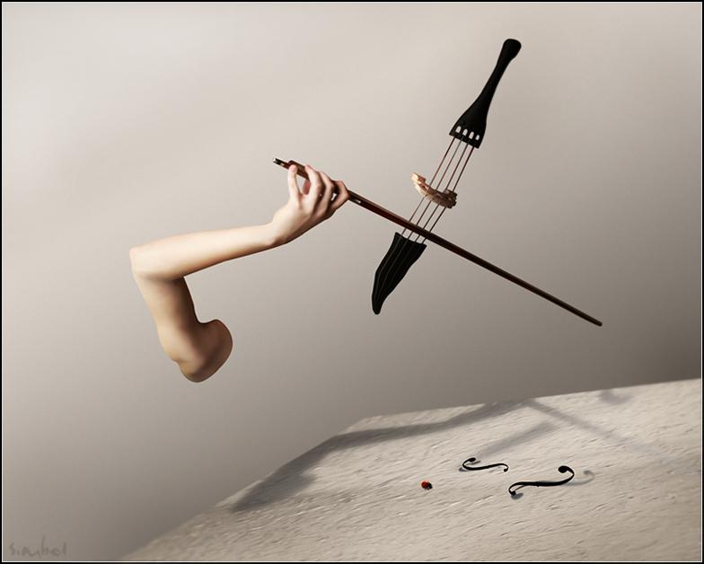 sound de-fragment by Simbelmine