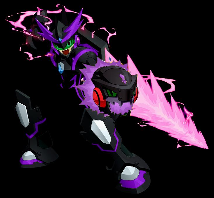 megaman starforce by zexionchaos586 on deviantart