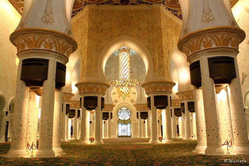 Exterior: Sheikh Zayed Mosque III By Mystic552 On DeviantArt