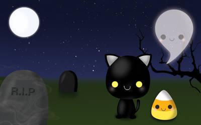 Happy Halloween by Keito-San