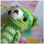 Green Bear Amigurumi