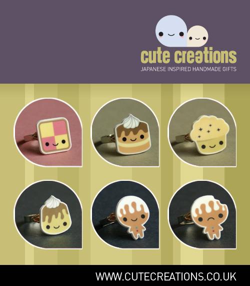 Bakery Rings by Keito-San