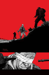 28 Days Later Issue 11 Cover by DeclanShalvey