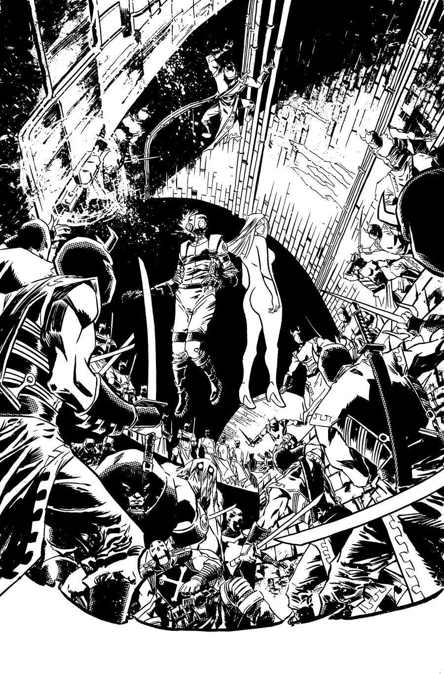 THUNDERBOLTS 148 Page 18 by DeclanShalvey