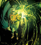 GREEN LANTERN -Alan Scott